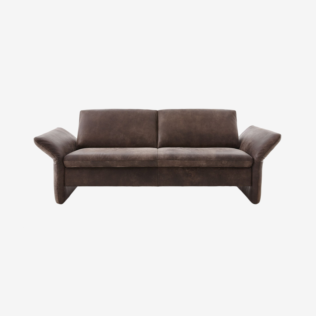 Lionel L Shape Sofa (Grey)