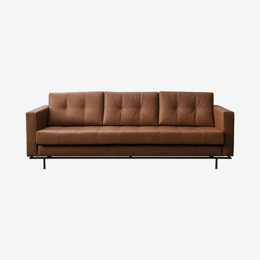 [11150] Vive Prestige Solid Wood Sofa Set